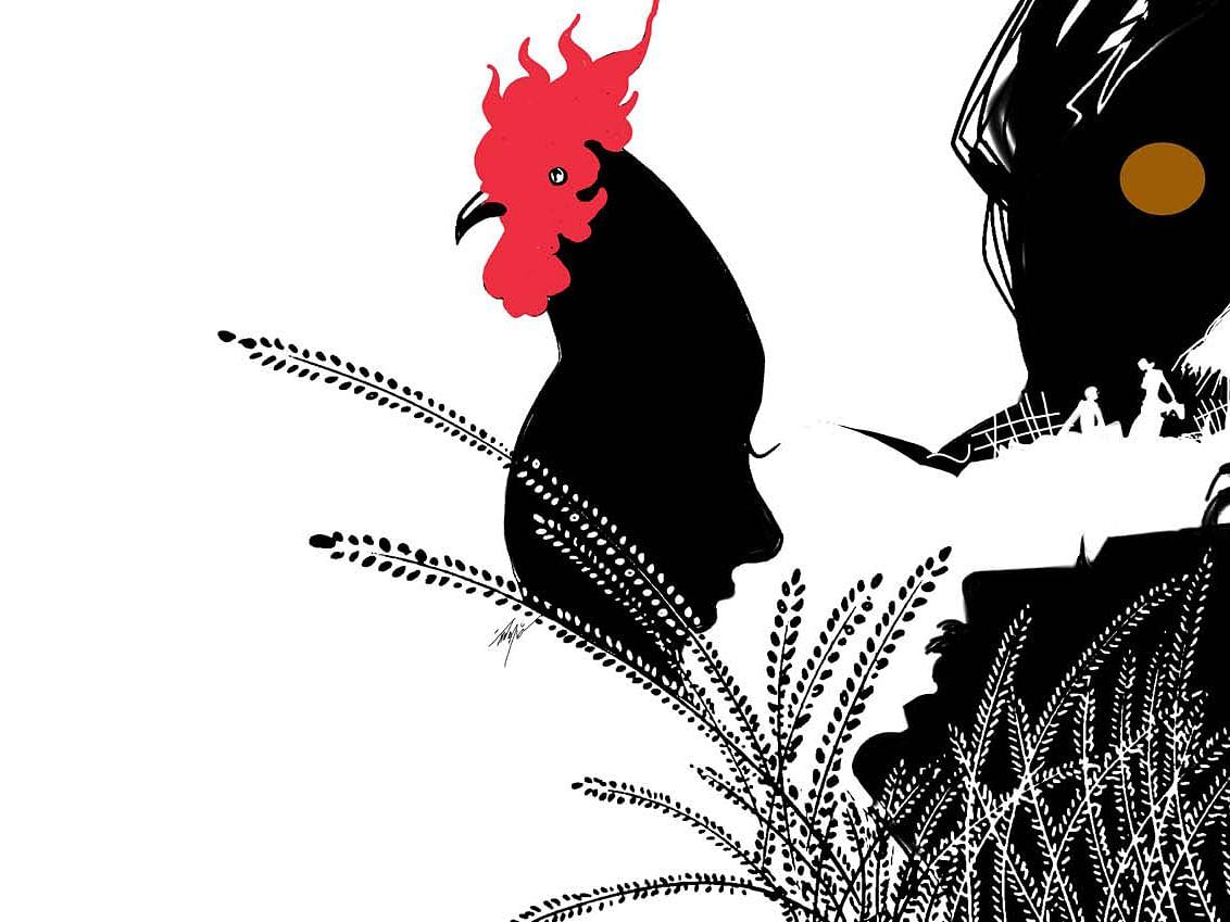 நெல்கூட்டி - சிறுகதை