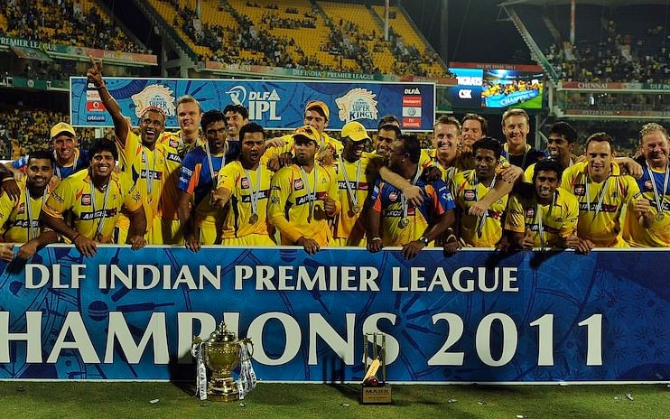 IPL 2011 Final