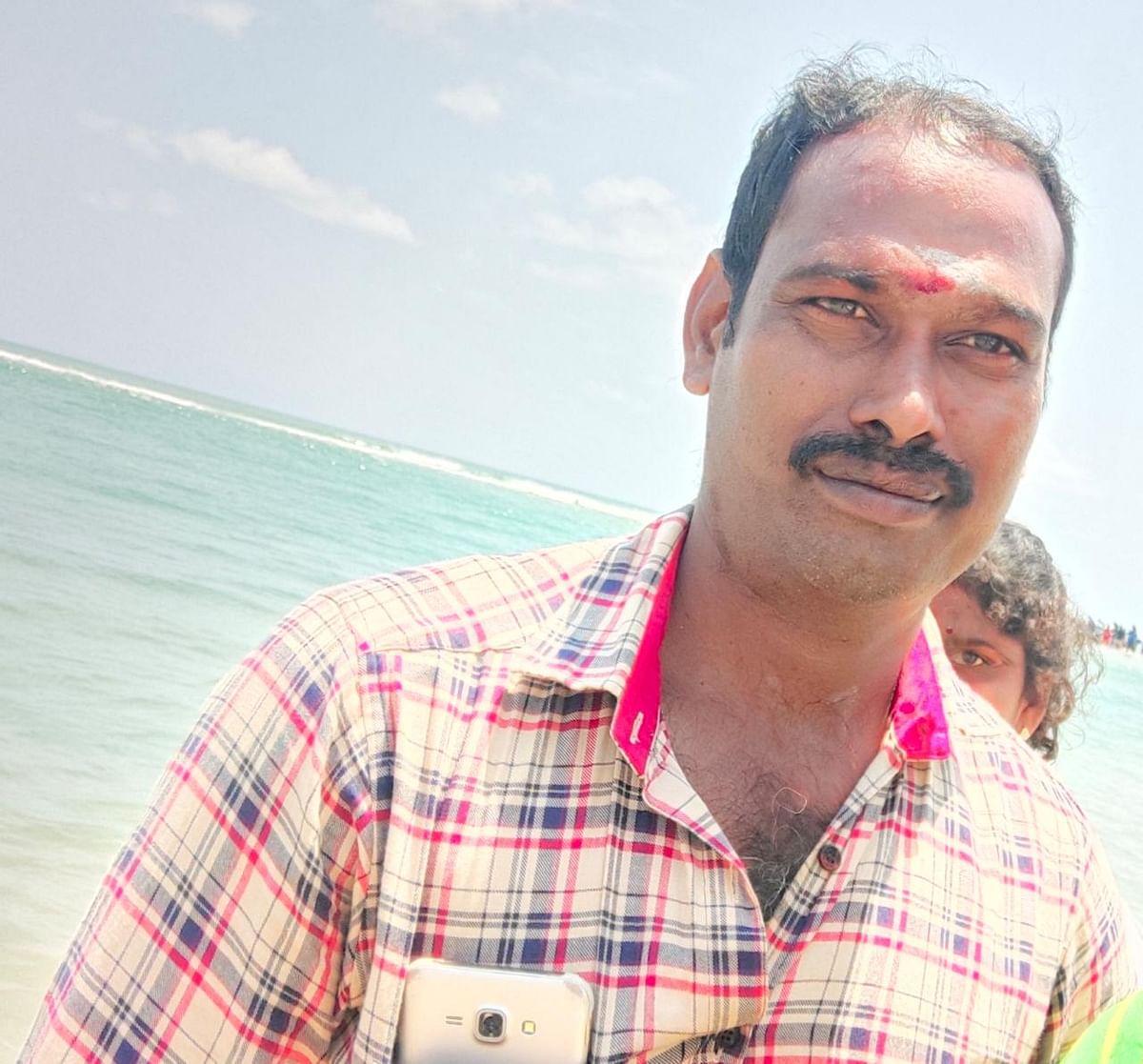 உயிரிழந்த ராஜ்குமார்