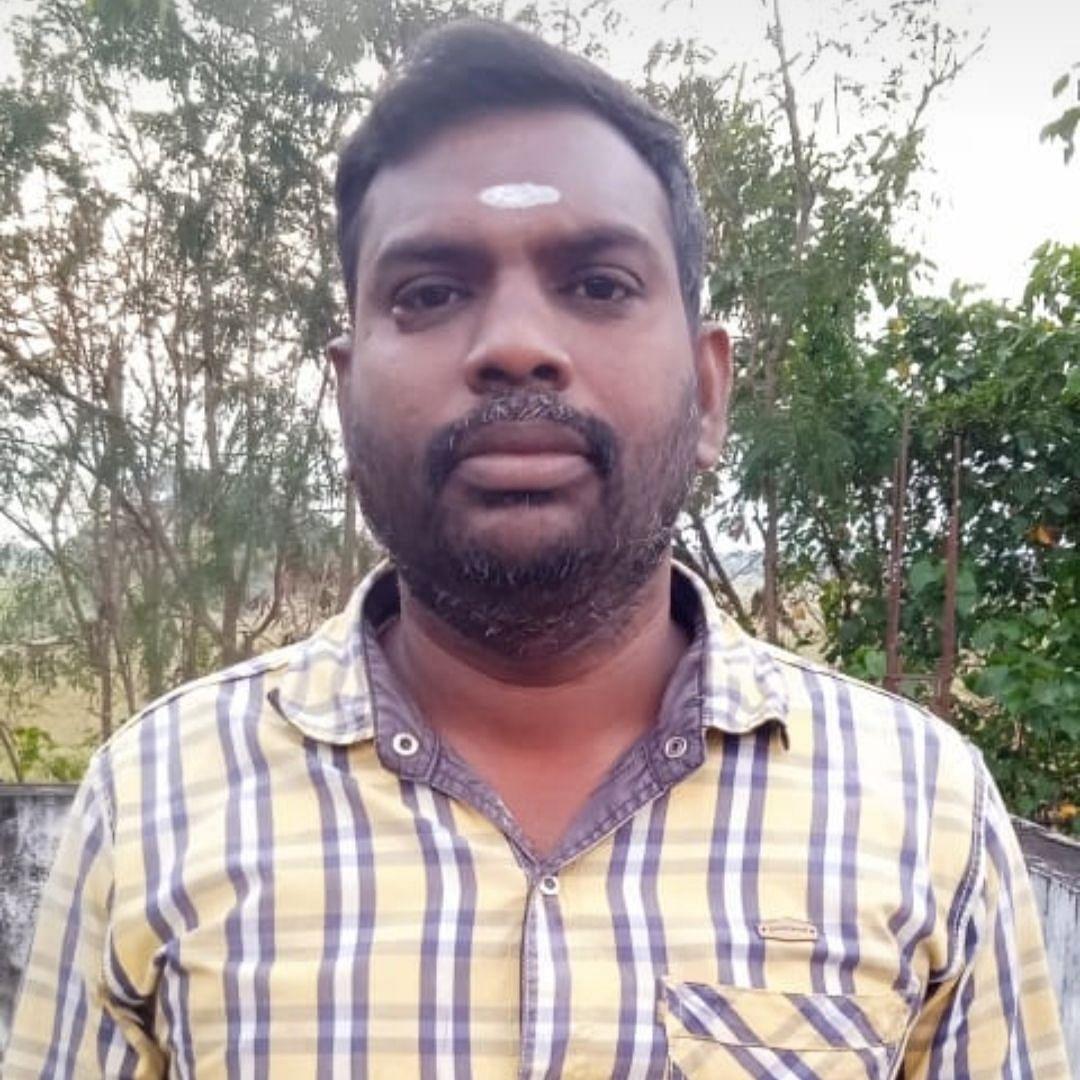 விவசாயி அசோக்குமார்