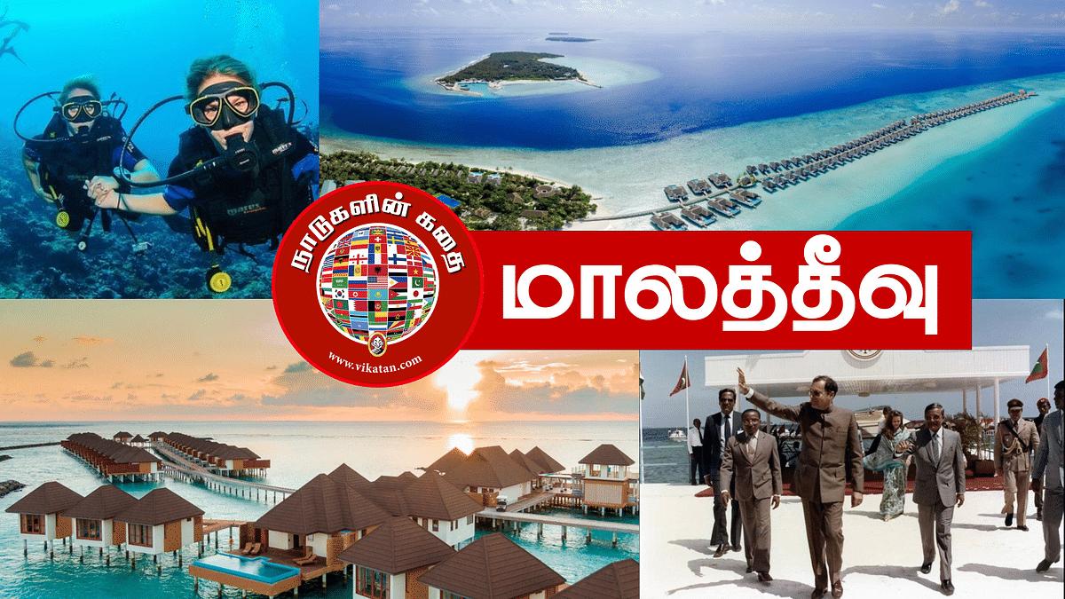 மாலத்தீவு | Maldives