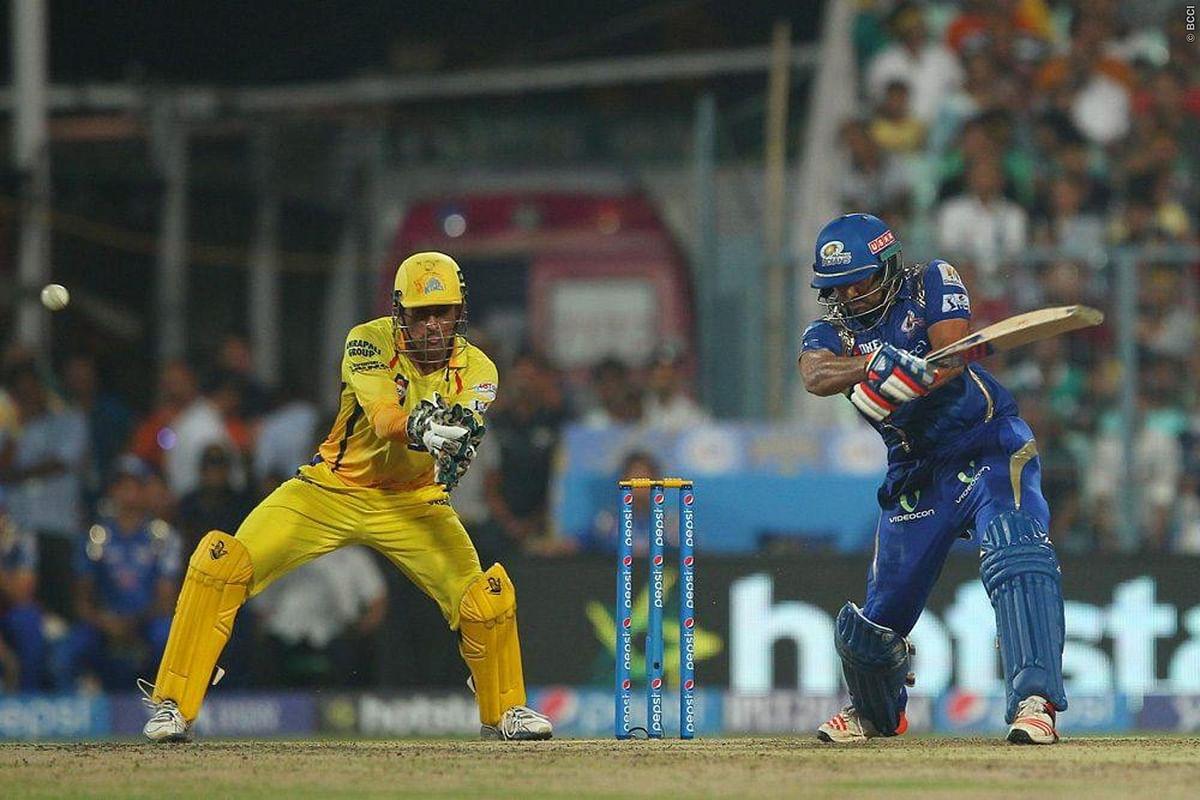 Rohit Sharma   IPL 2015 Final   MIvCSK