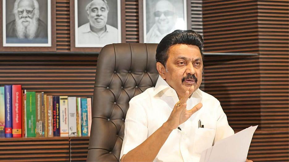 Tamilnadu CM MK Stalin