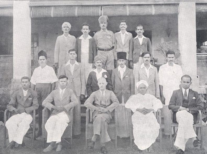 மதுரா மில் நிர்வாகக் குழுவினர்