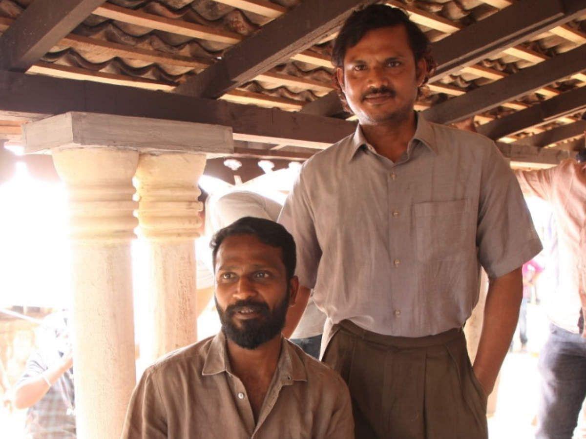 வெற்றி மாறன், நித்திஷ் வீரா