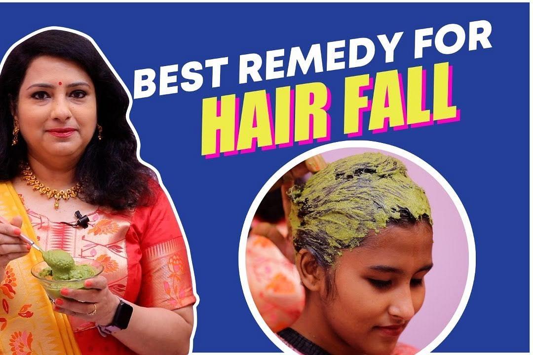 hairfall remedy
