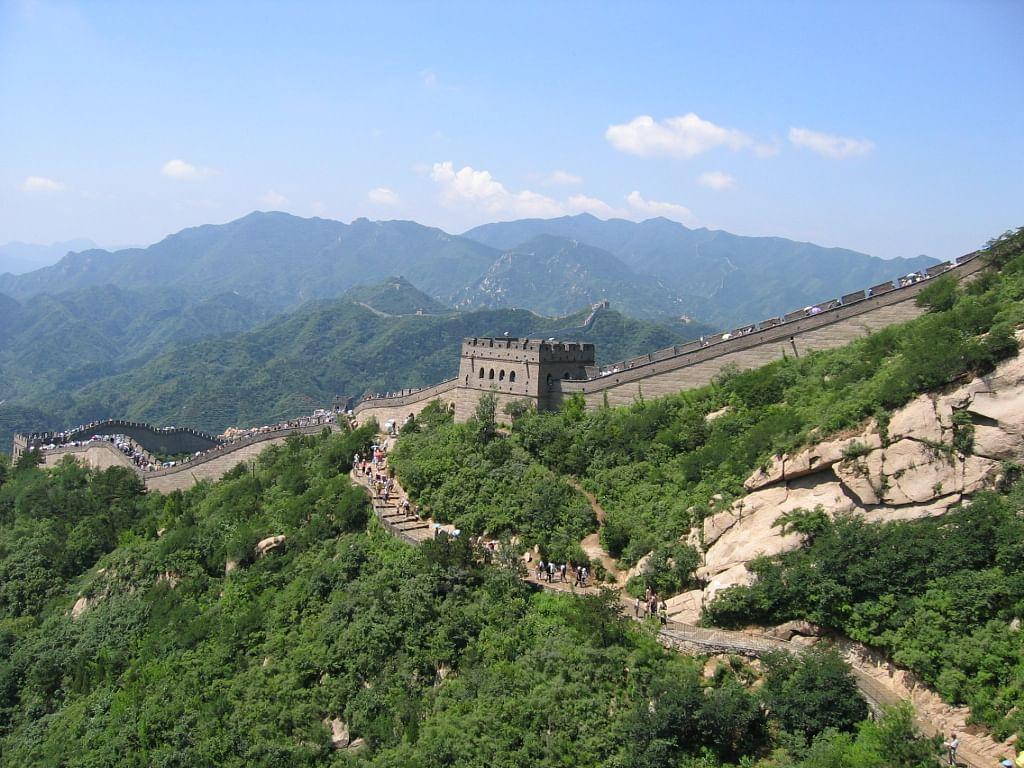 சீனப் பெருஞ்சுவர் (Great Wall of China)