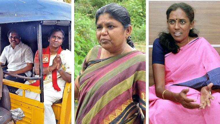 பொன்னுத்தாய், பாலபாரதி, ஜோதிமணி