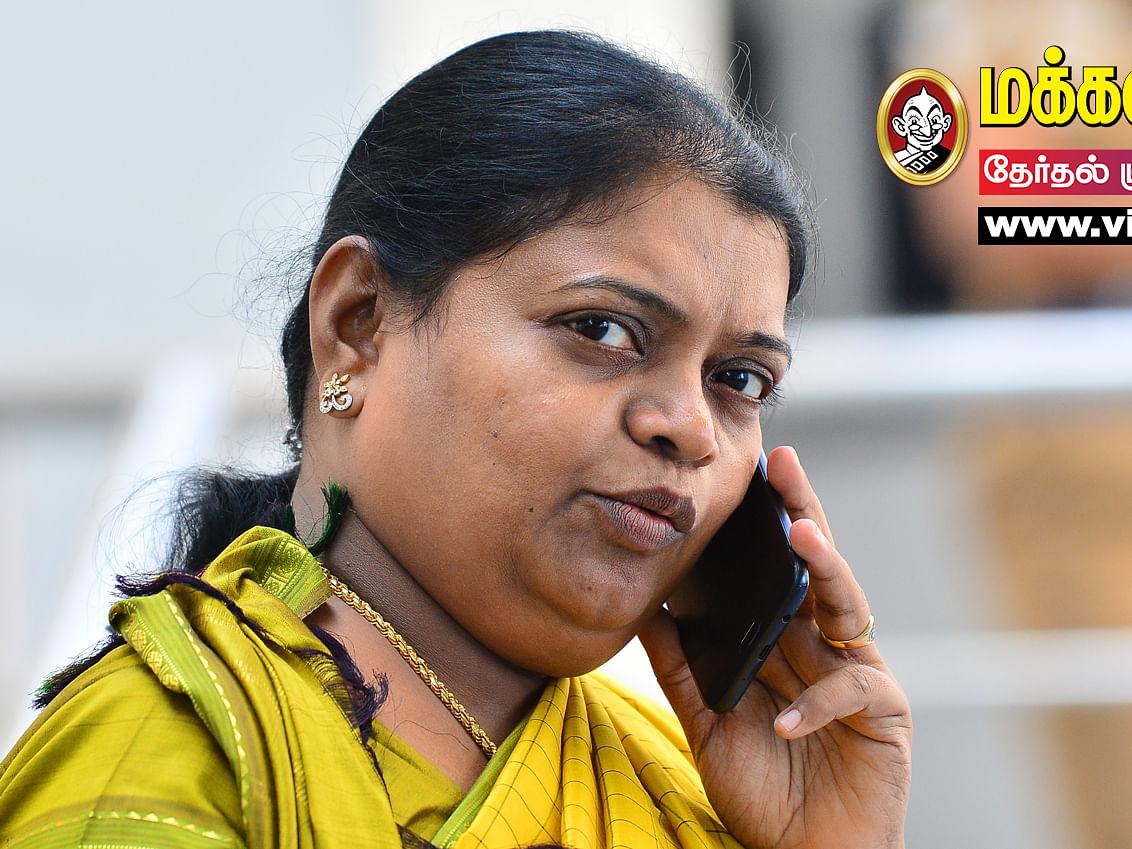 தூத்துக்குடி: ரிஸ்க் எடுக்க விரும்பாத தலைமை! வெற்றியால் பதில் சொன்ன கீதா ஜீவன்!#TNelections2021
