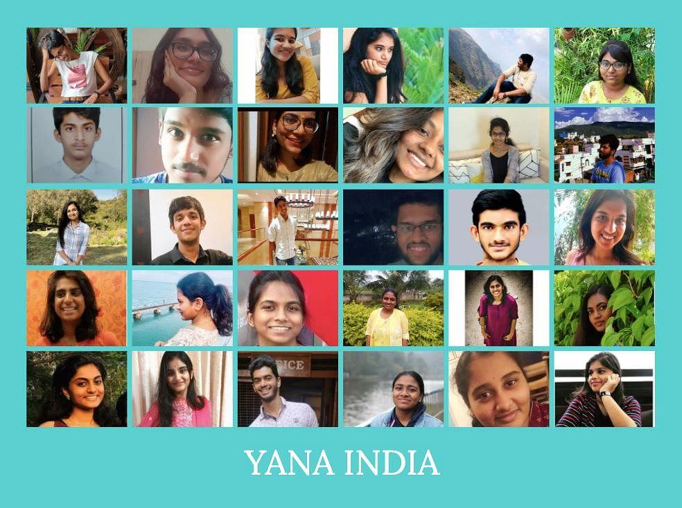 YANA volunteers