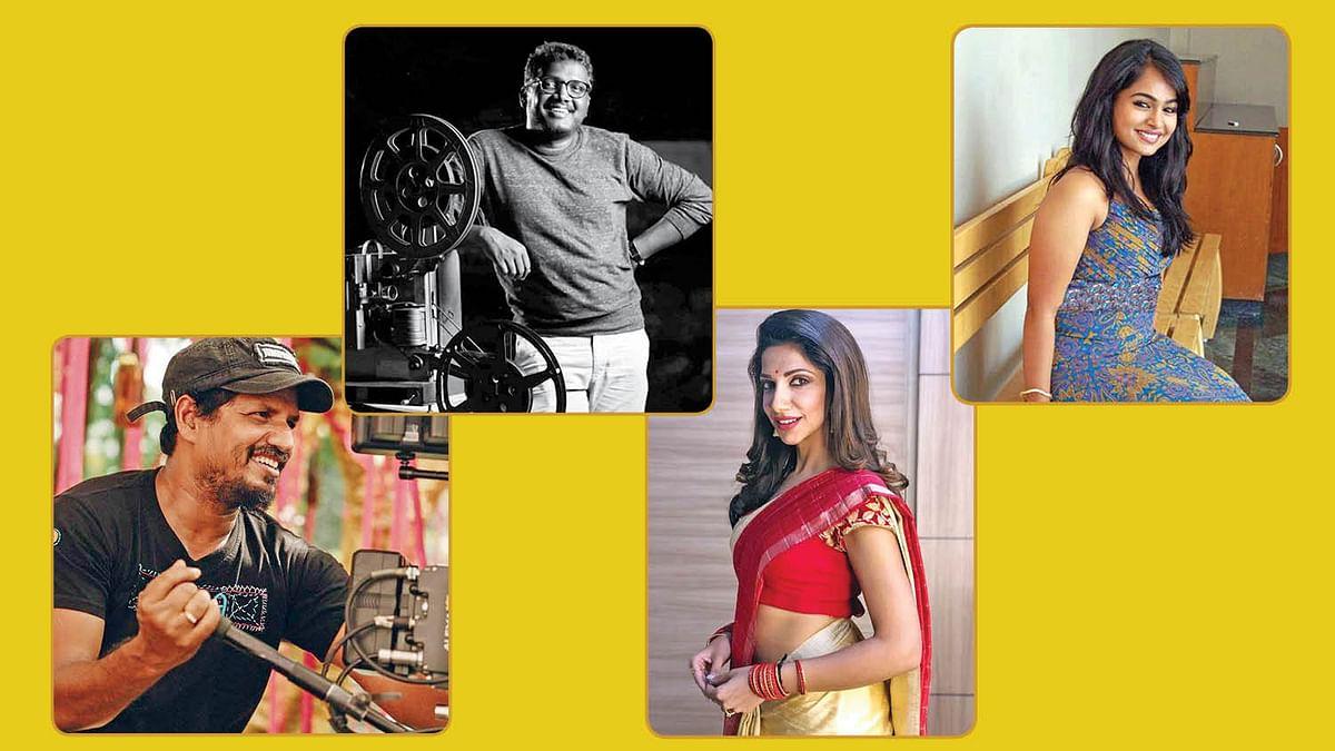 ரவிவர்மன், மாரி செல்வராஜ், பாவனா,  கல்யாணி