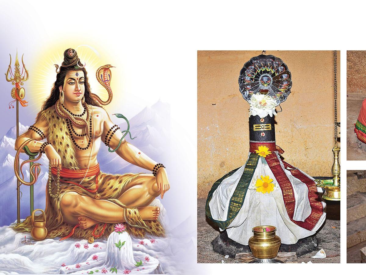 கருங்காடு  ஶ்ரீபரவா எல்லை நாதர்