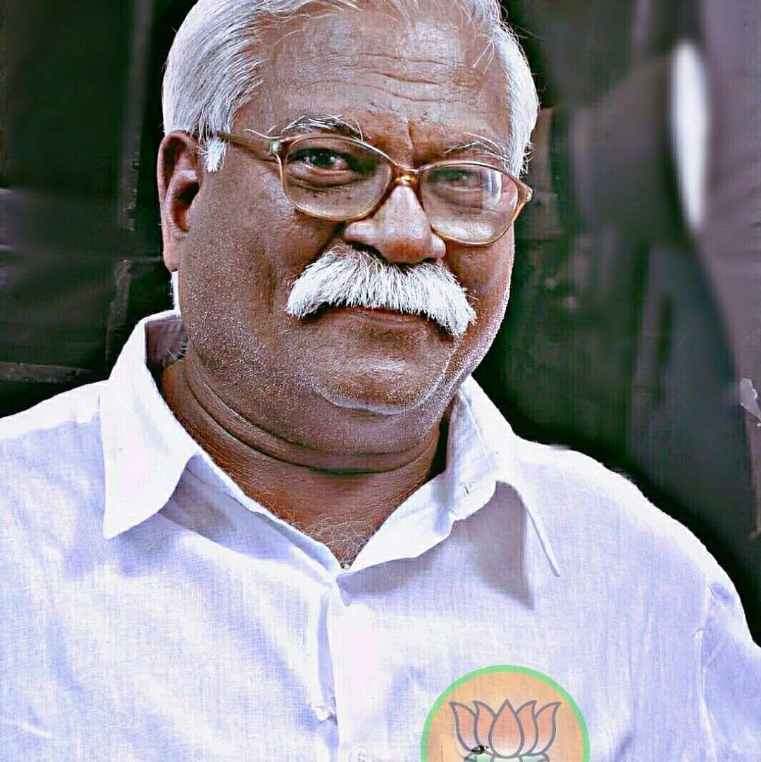 எம்.ஆர்.காந்தி பா.ஜ.க
