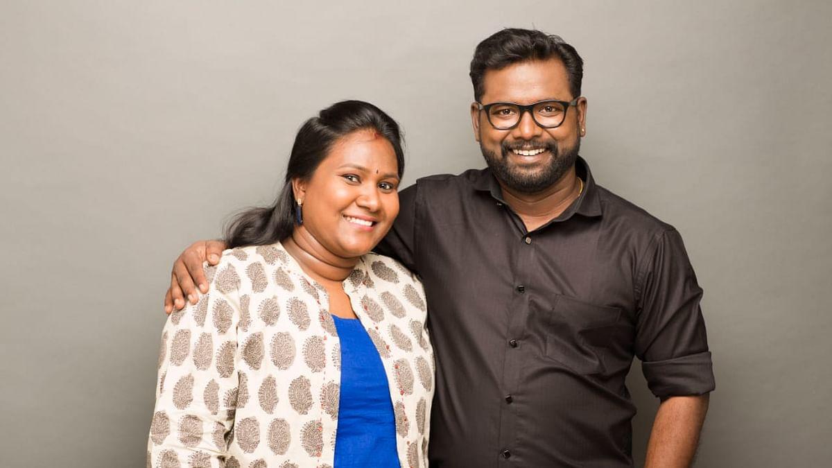 சிந்துஜா - அருண் ராஜா காமராஜ்
