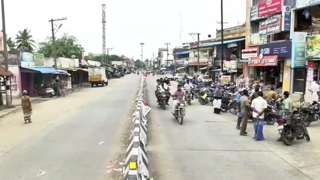 தமிழக - புதுச்சேரி எல்லை