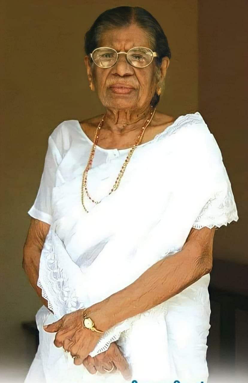 கே.ஆர்.கெளரி அம்மா