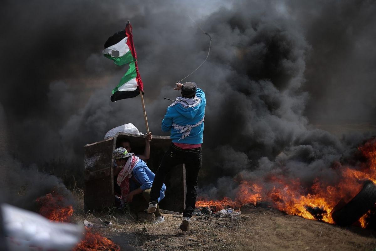 பாலஸ்தீன் | Gaza