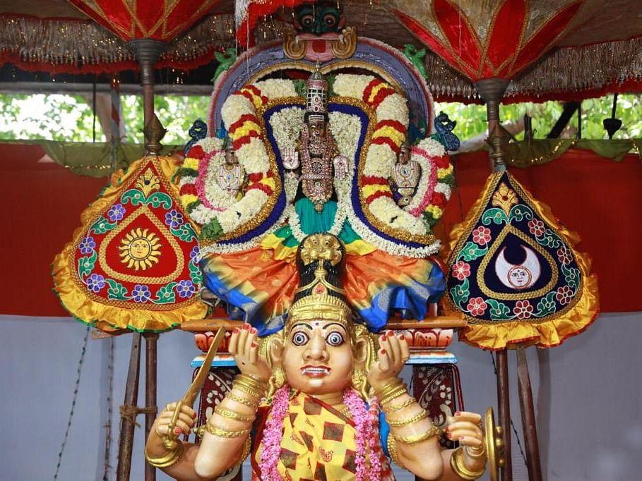 காளிகாம்பாள் கோயில்