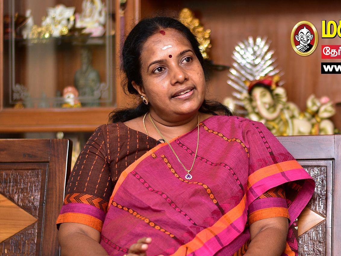காலை முதல் கடும் போட்டி - இறுதியில் கமல்ஹாசனை வீழ்த்திய வானதி சீனிவாசன்   #TNelections2021