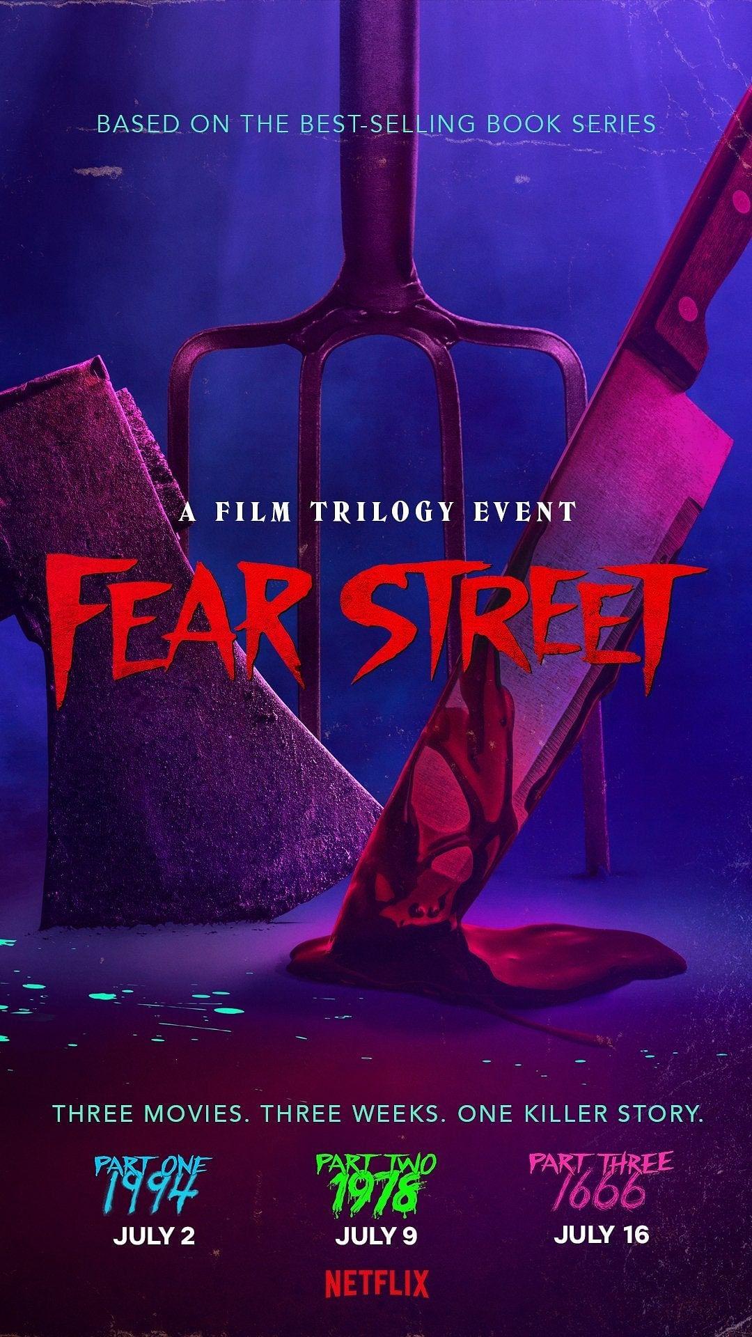 Fear Street Part 1, 2, 3