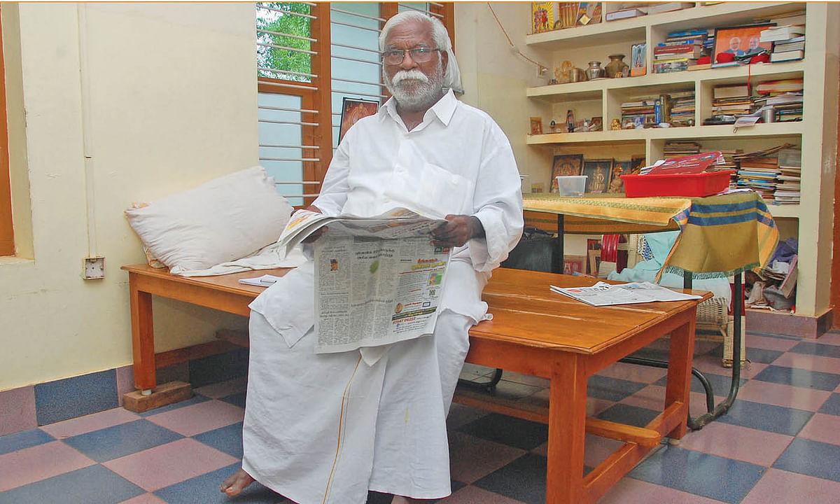 எம்.ஆர்.காந்தி