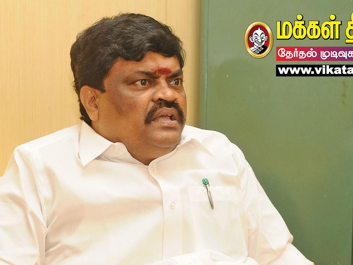 ராஜேந்திர பாலாஜி: தொகுதி மாறியும் தோல்வியைத் தழுவிய பரிதாபம்!  #TNelections2021