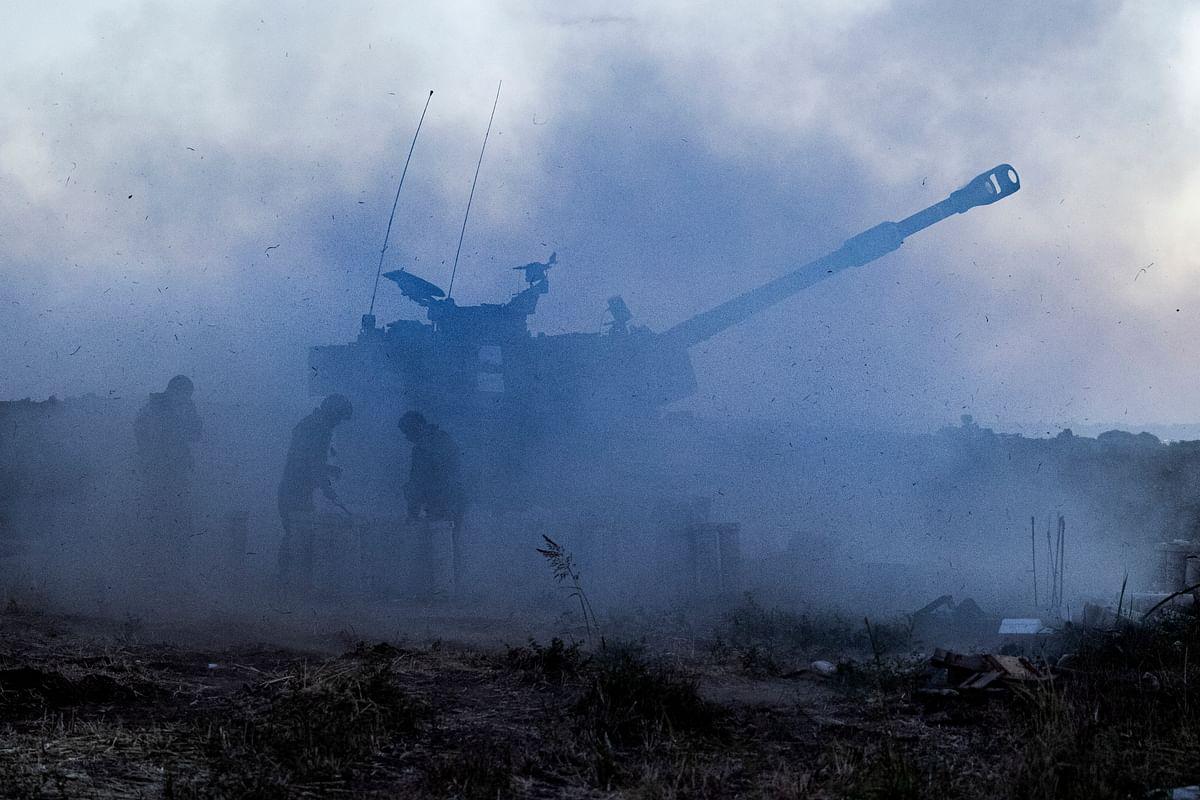 இஸ்ரேல்-பாலஸ்தீன போர்