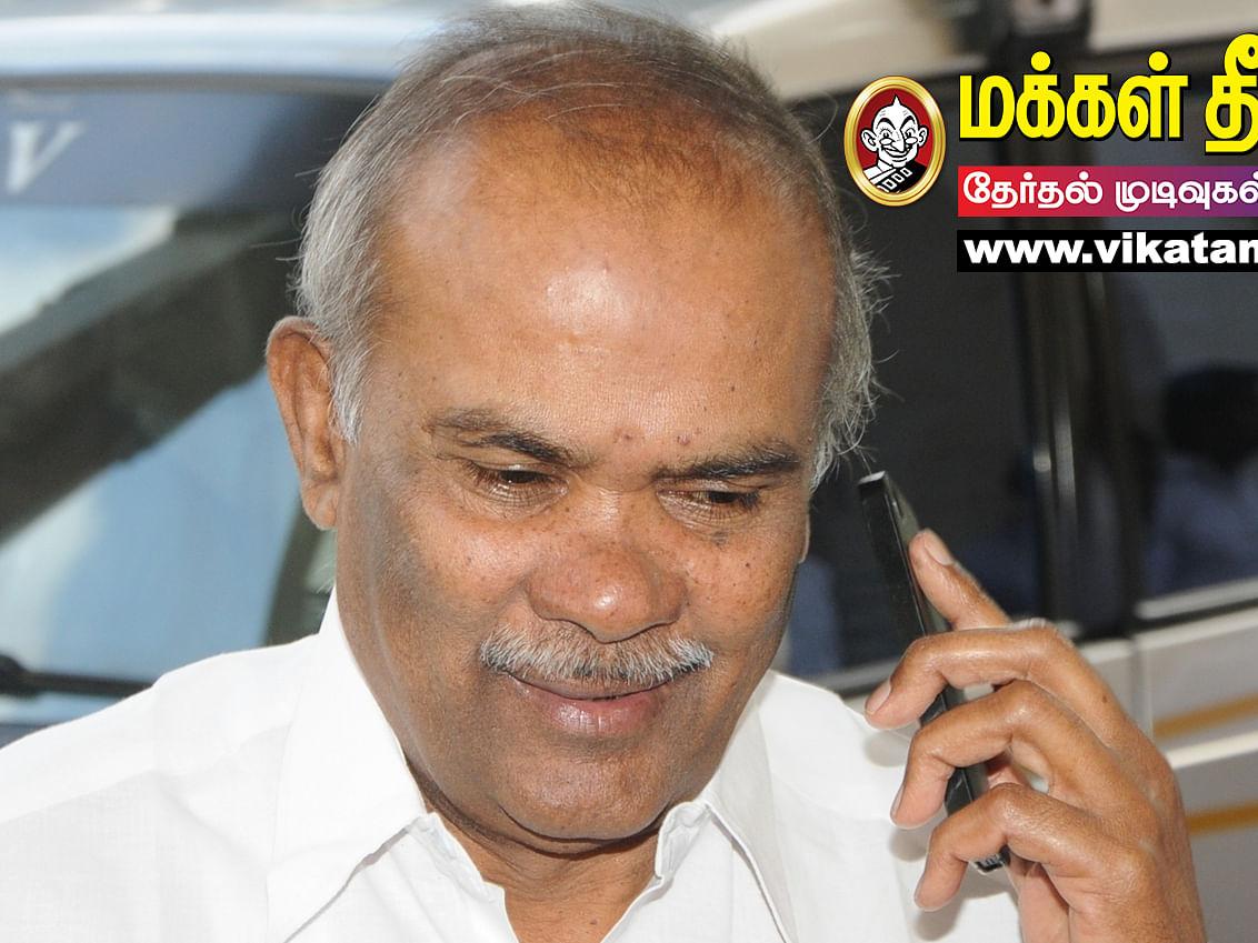 'சென்ற முறை வழக்கு, இந்த முறை வெற்றி!' - சவாலில் வென்ற 'ராதாபுரம்' அப்பாவு #TNelections2021