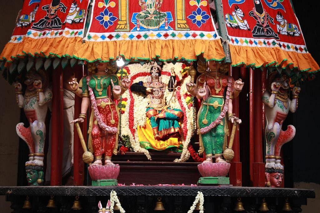 காளிகாம்பாள் கோயில் உற்சவம்