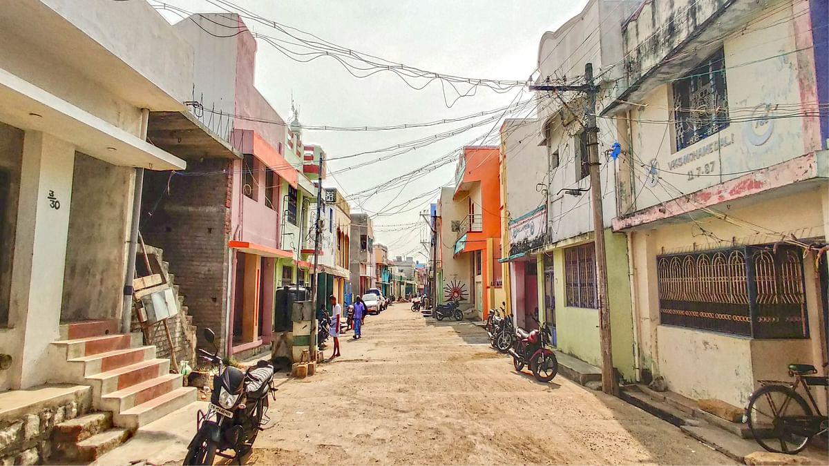 வி.களத்தூர் கிராமம்