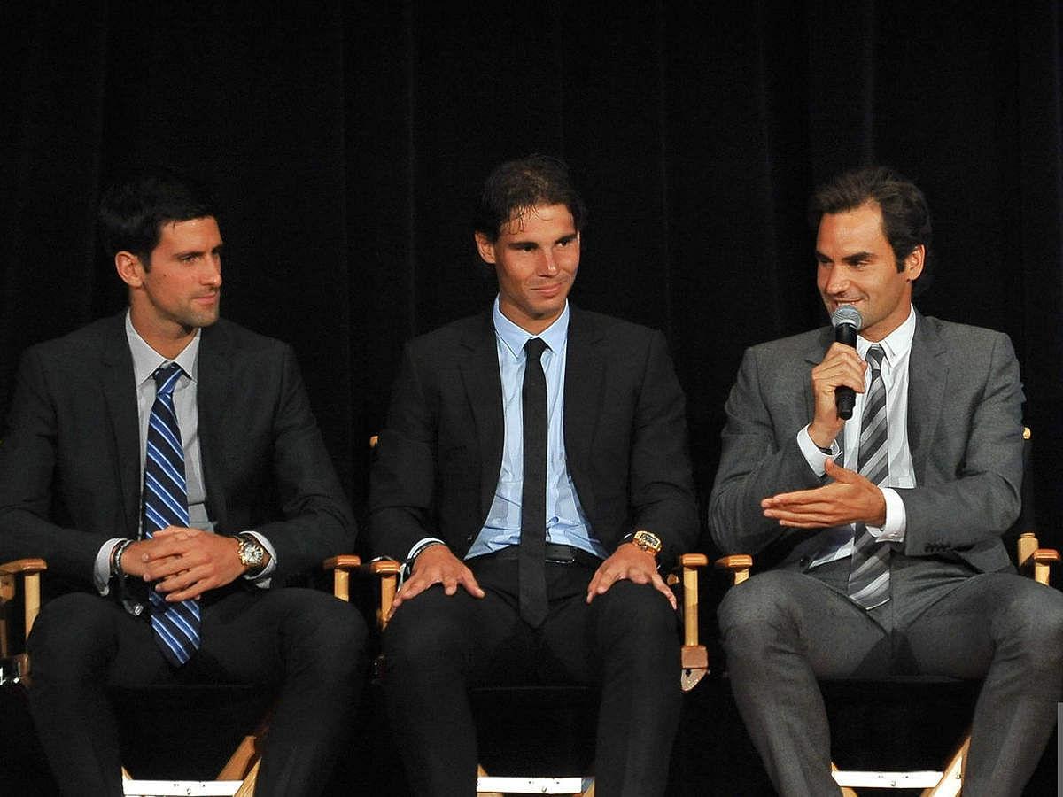 Djokovic - Nadal - Federer