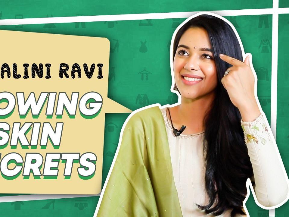 என்னோட Night Routine இதுதான்! | Mirnalini's Skin Care Secrets Revealed | Say swag