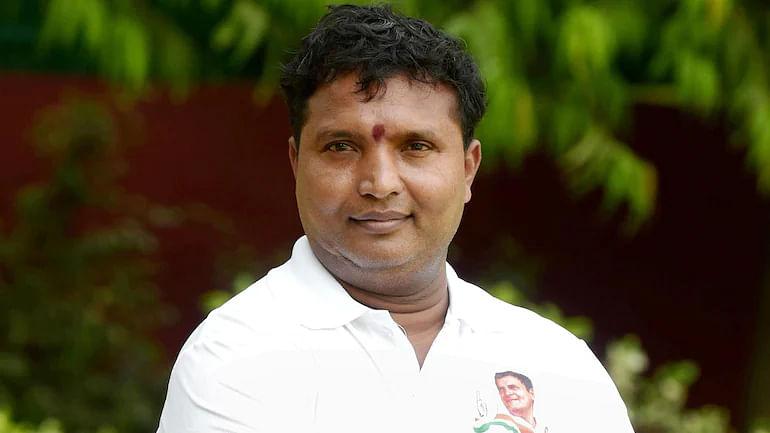 காங்கிரஸ் இளைஞரணி தலைவர் ஸ்ரீநிவாஸ் பிவி