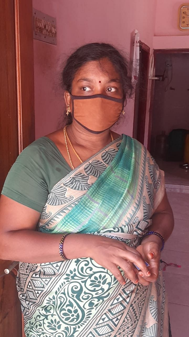 பாலகிருஷ்ணன் மனைவி சங்கீதா
