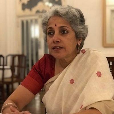 சௌமியா சுவாமிநாதன்