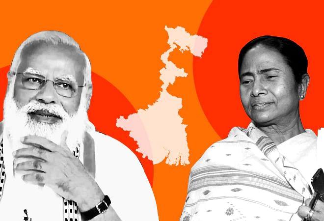 பாஜக - திரிணாமுல் காங்கிரஸ்
