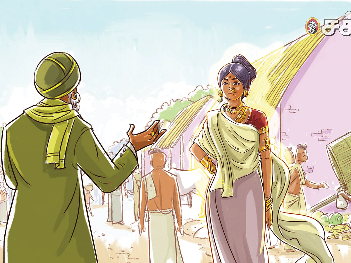 கேரளக் கதைகள் - 3 - கோழிக்கோடு அங்காடி லட்சுமி கடாட்சம் ( தொடர்ச்சி)