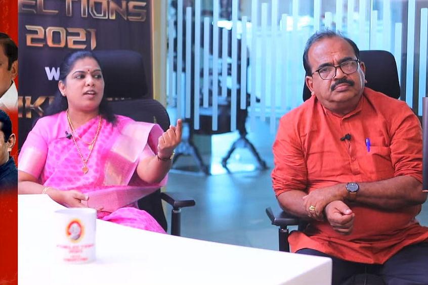 நாஞ்சில் சம்பத் -   கே.சிவசங்கரி
