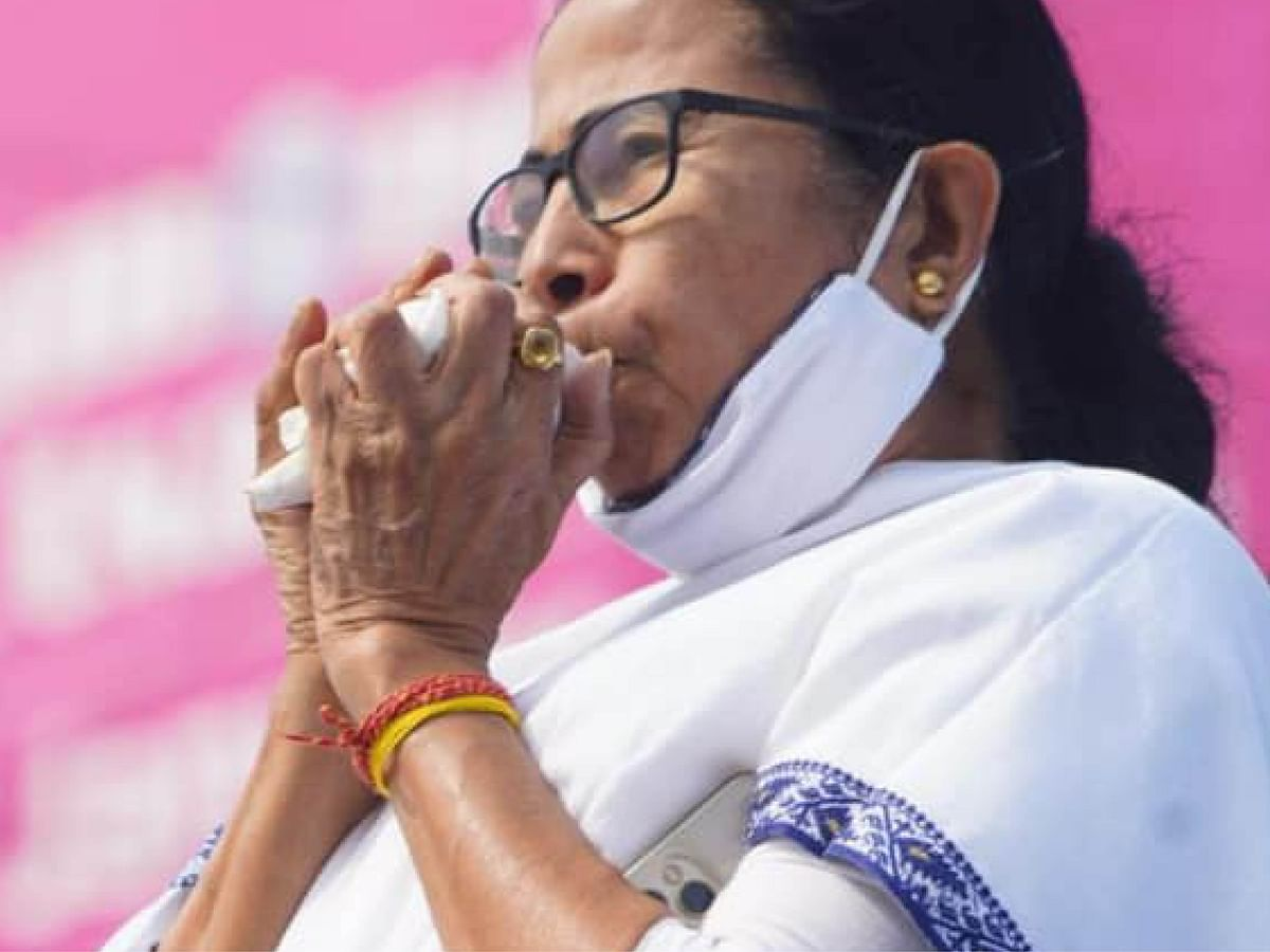 பா.ஜ.க-வை பந்தாடிய மம்தா!