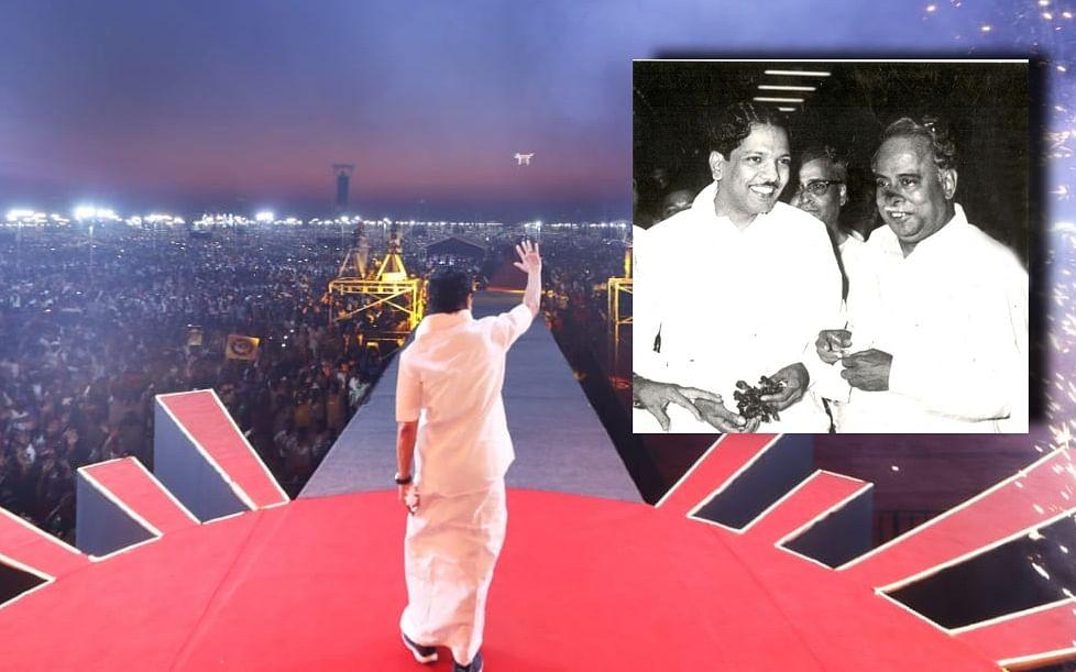 Long Read - திமுக: அரை நூற்றாண்டுகள் கடந்தும் அழிக்க முடியாத அரசியல் அஞ்சான்! #TNelections2021