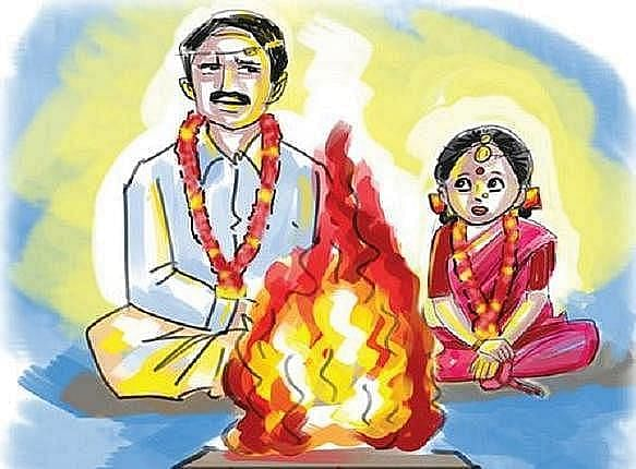 Child marriage - Representational Image