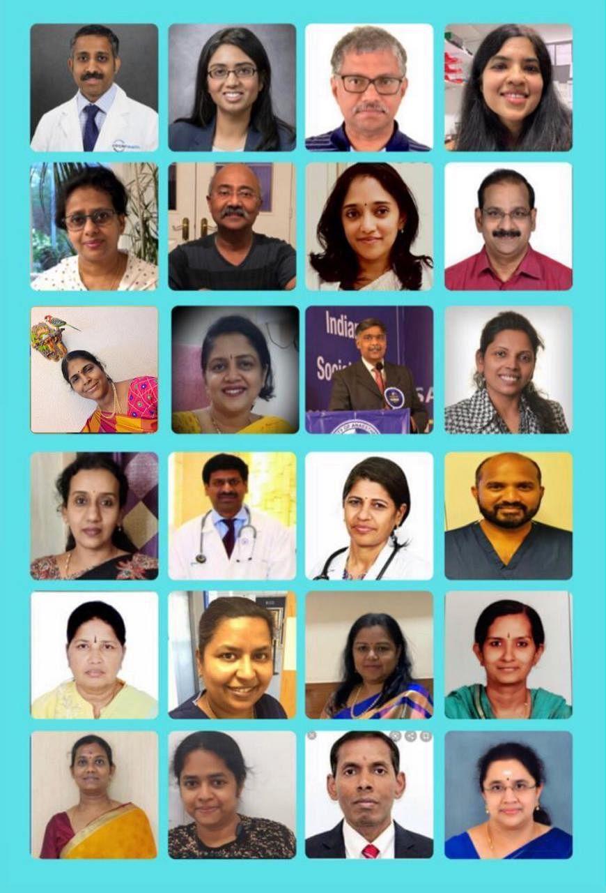 YANA Doctors Team