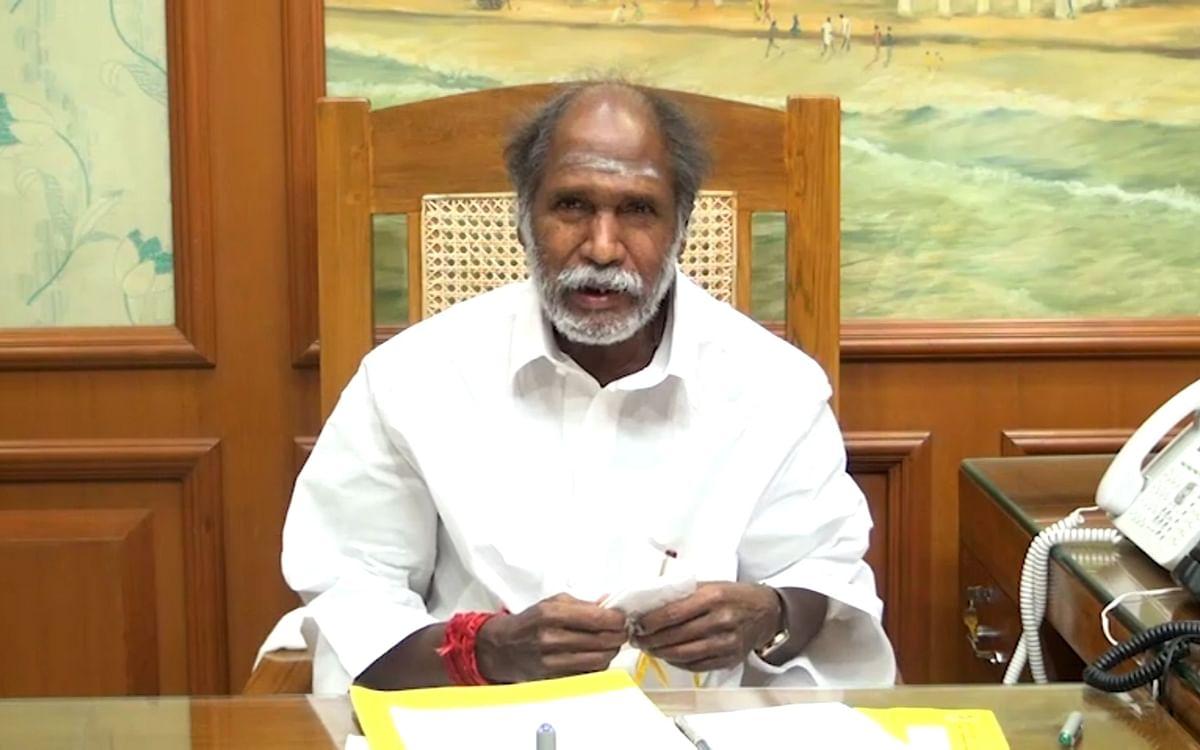 புதுச்சேரி: 'அனைத்து ரேஷன் கார்டுகளுக்கும் ரூ.3,000!' கொரோனா நிதியை அறிவித்தார் முதல்வர் ரங்கசாமி