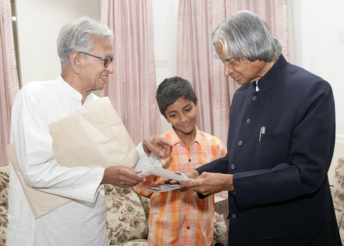 kalyanam with A.P.J Abdul kalam