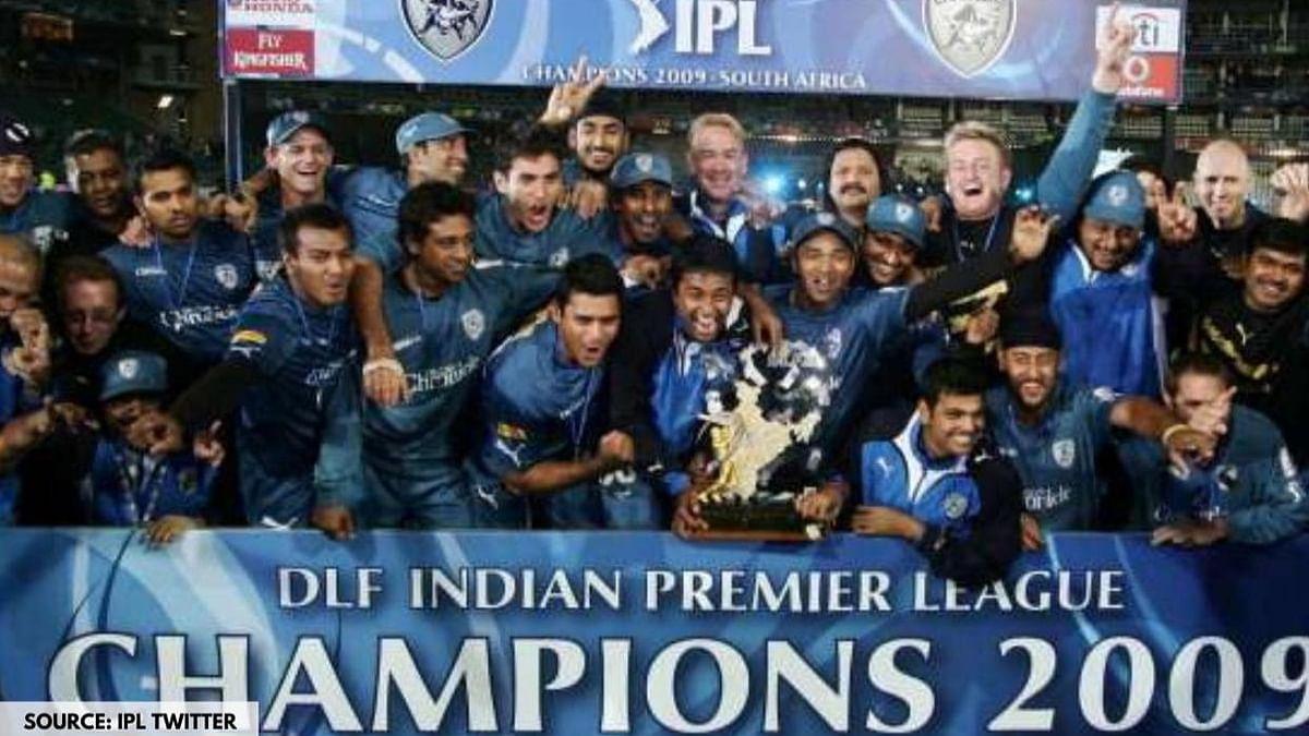 IPL 2009 Final   DCvRCB