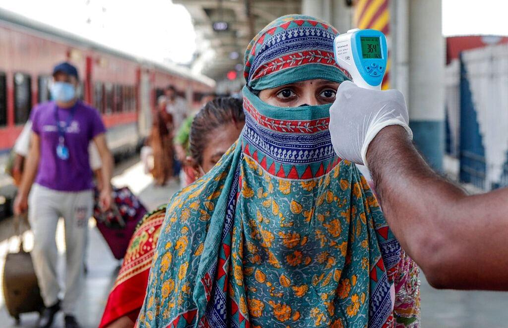 COVID-19 screening in Mumbai