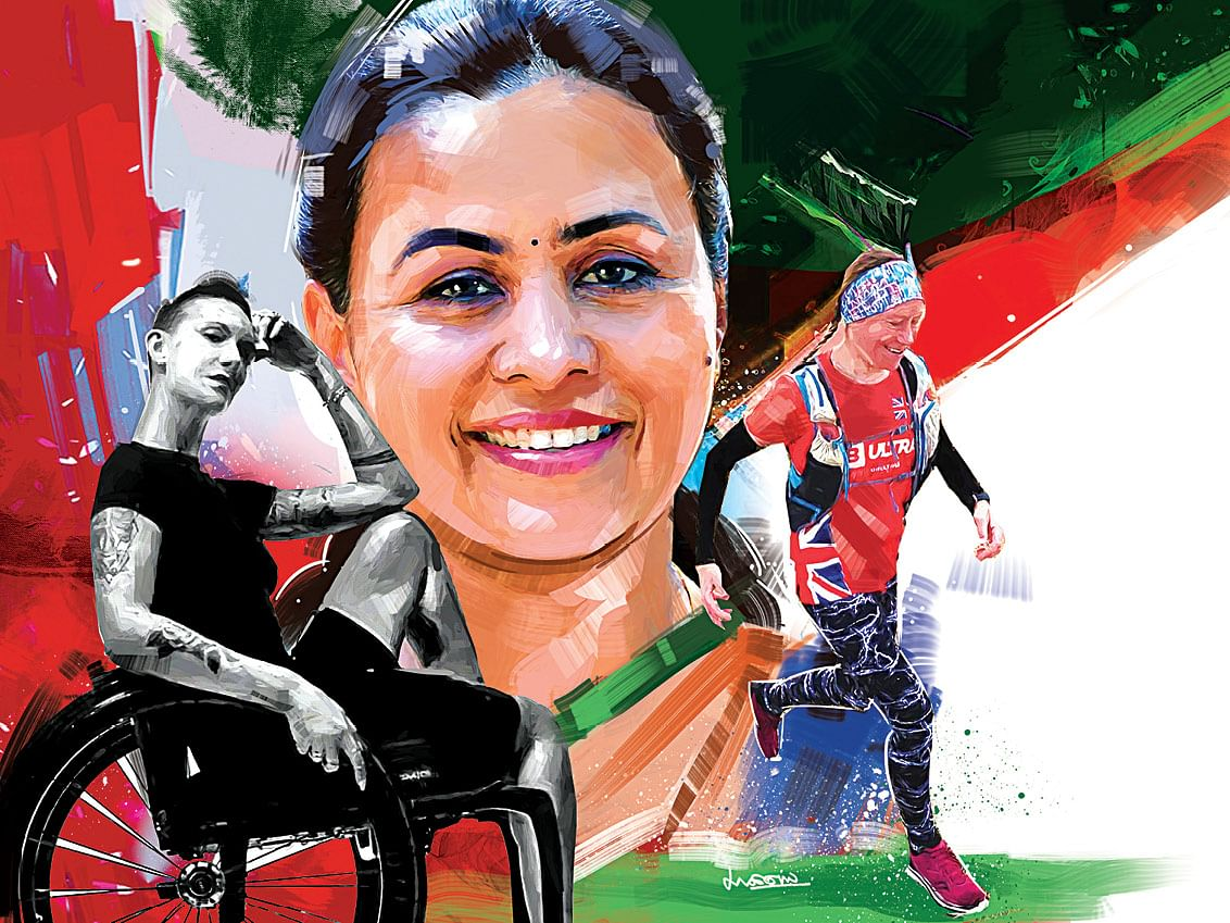 ரையன் க்ரெஸ் -  வீணா ஜார்ஜ் -  அன்னா ரூதர்ஃபோர்டு
