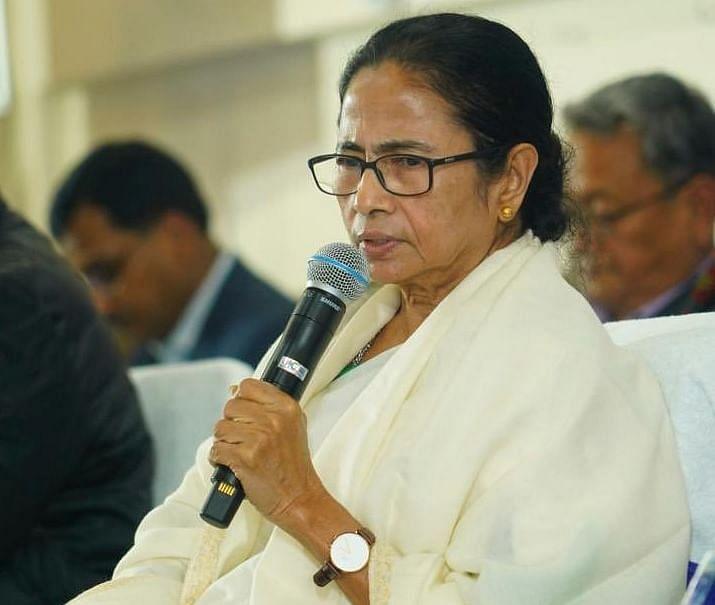 மம்தா பானர்ஜி.