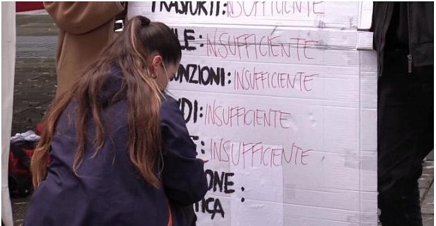 Italy School Students