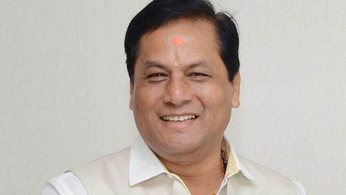 சர்பானந்த சோனாவால்